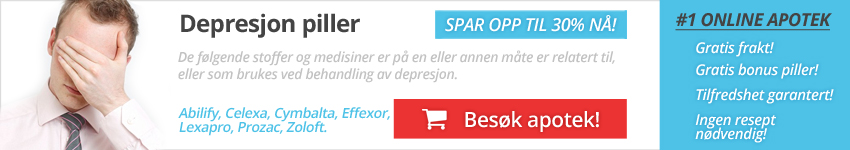depresjon-piller