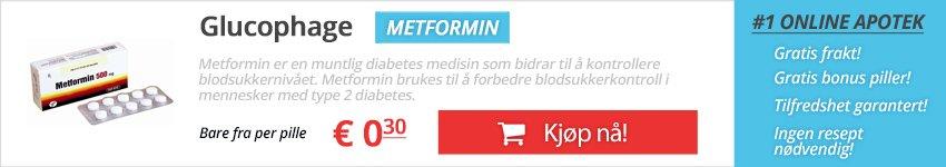 Kjøp Metformin