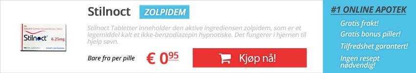 Kjøp Stilnoct i Norge