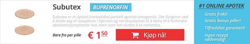 Kjøp Subutex